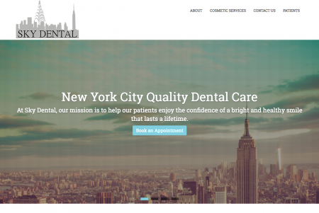 Sky Dental NYC
